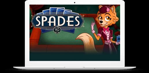 Spades Pogo Game